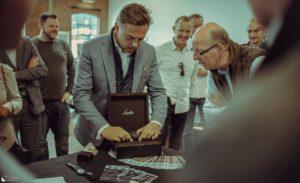 Joost Vreeswijk presents the new Virage