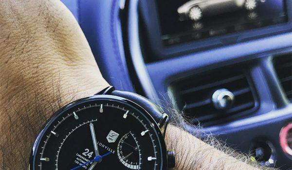 G24 on wrist