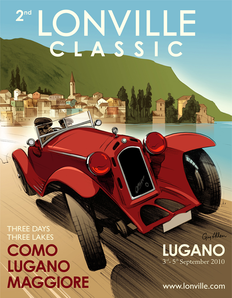 Poster Lonville Classic 2010