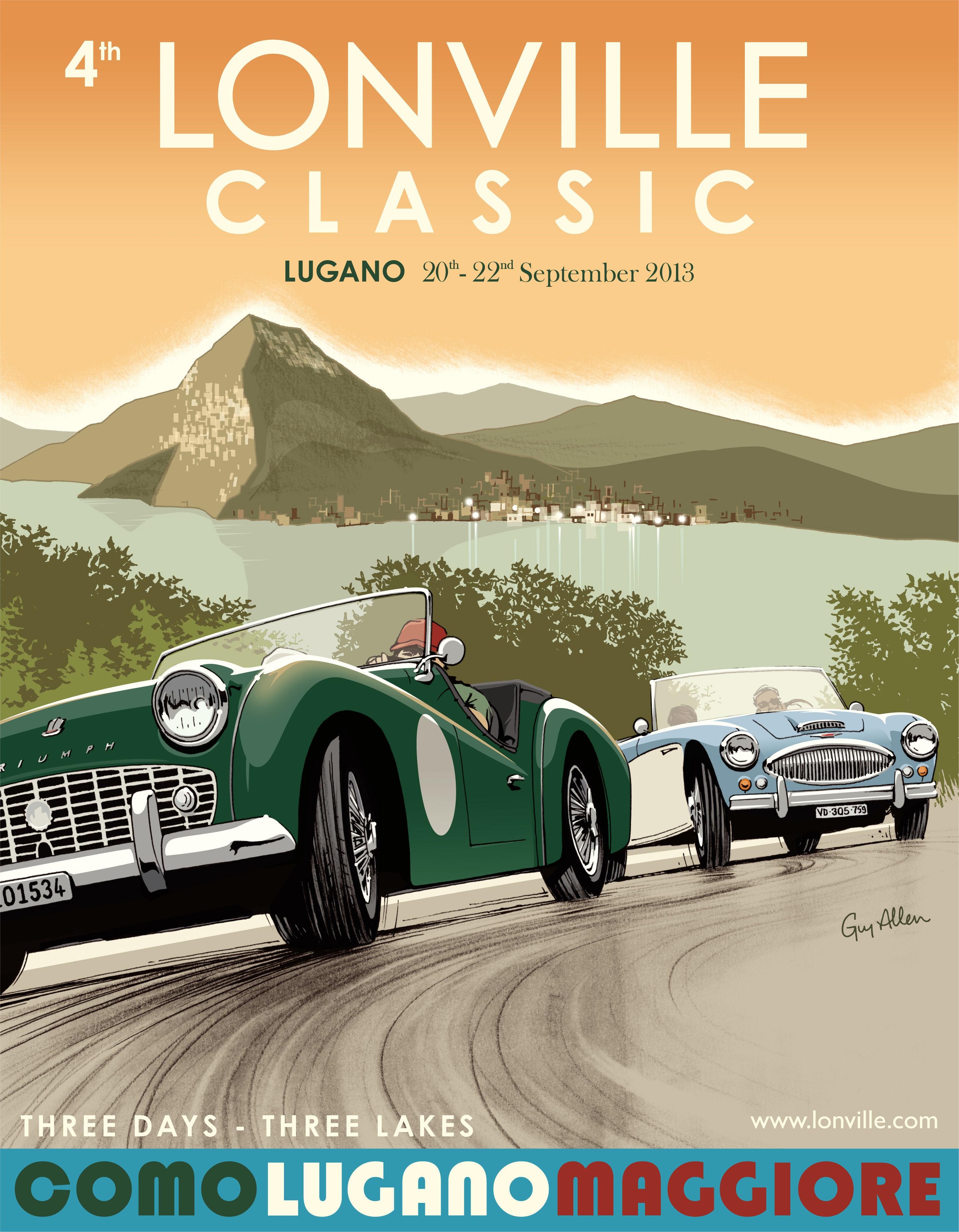 Poster Lonville Classic 2013