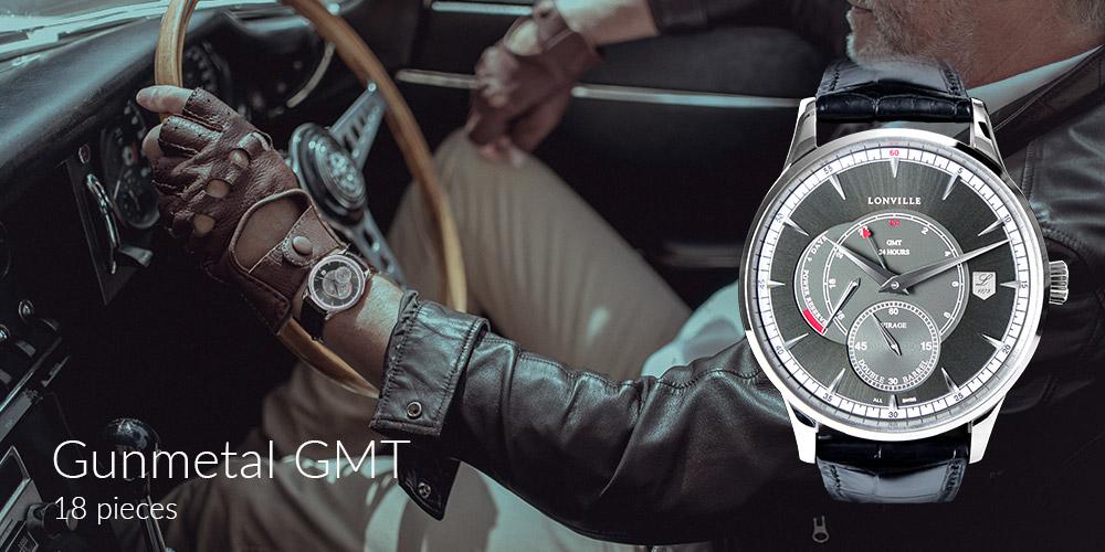Gunmetal GMT
