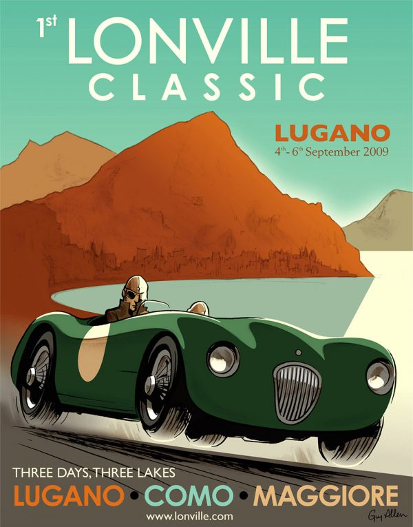 Poster Lonville Classic 2009