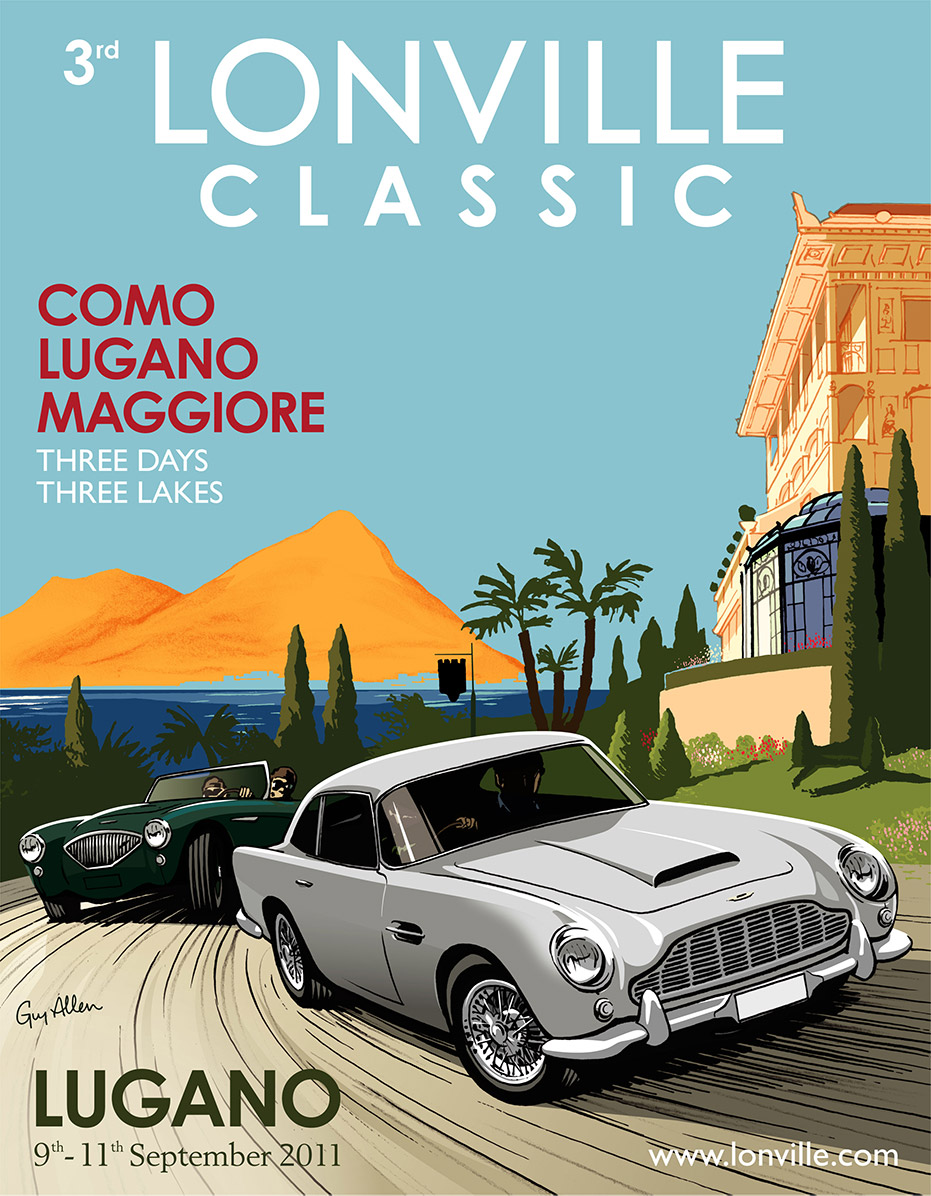 Poster Lonville Classic 2011
