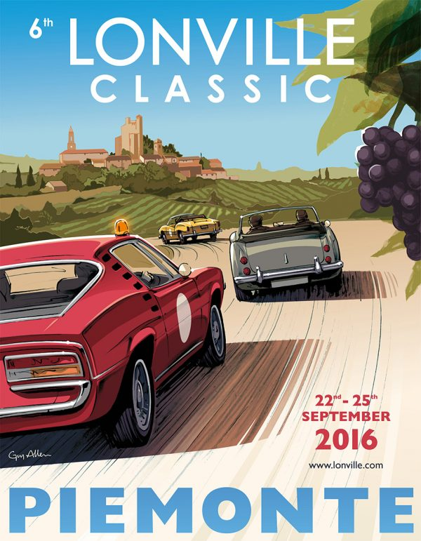 Poster Lonville classic 2016