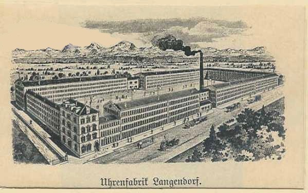 Lonville Factory in Langendorf